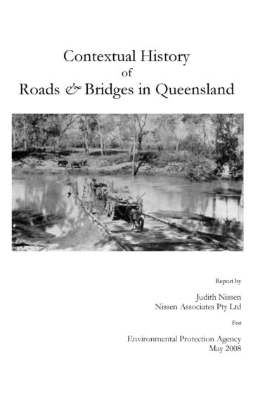 Travelling Across Queensland